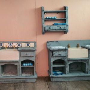 Keukenblok Bibi