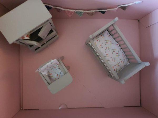 Kinderkamer Maan Kinderstoel