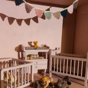 Kinderkamer Zonne Vooraanzicht