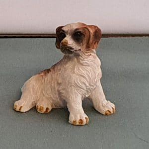 poppenhuis hond spaniel
