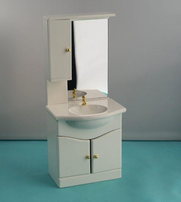 poppenhuis badkamermeubel