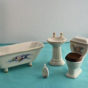 poppenhuis badkamerset