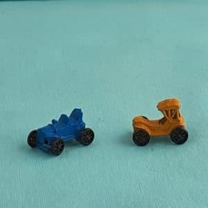 poppenhuis speelgoed auto