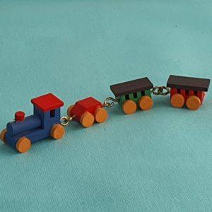 poppenhuis speelgoedtrein