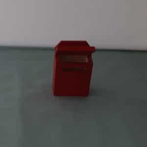 brievenbus poppenhuis