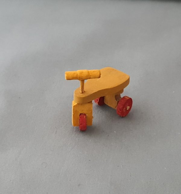poppenhuis driewieler