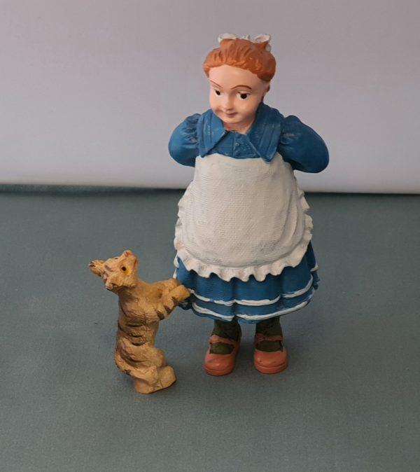 poppenhuis kat bedelen