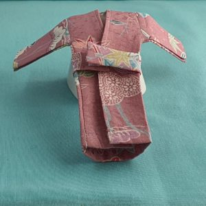 poppenhuis japanse kimono