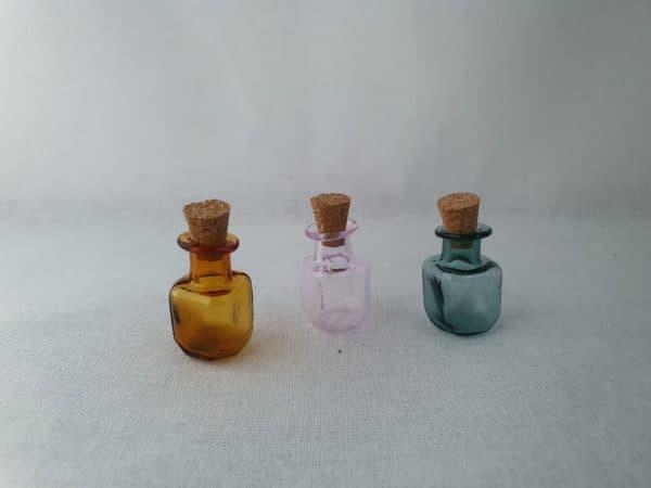poppenhuis fles