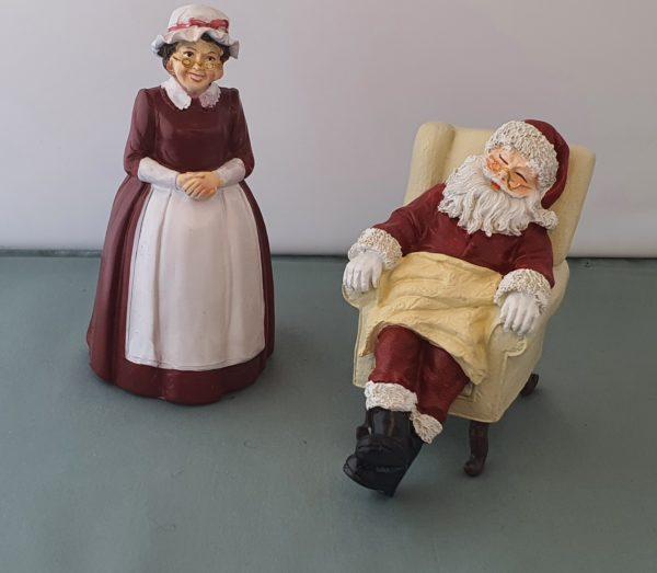 poppenhuis kerstman