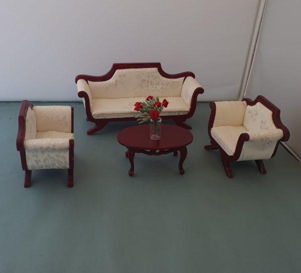 poppenhuis huiskamer meubels