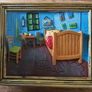 slaapkamer van gogh